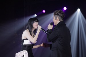 Vivian Chow and Steven Ma
