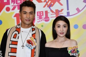 Ruco Chan and Rosina Lam stay at home during pandemic